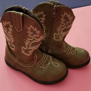 Other - Toddler cowgirl boots. Size 8